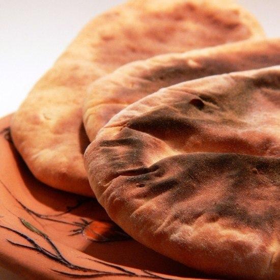 Rezept Indisches Naan