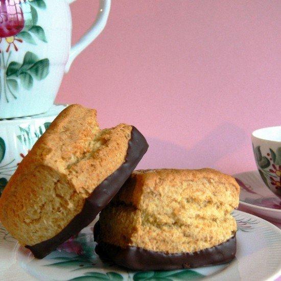 Rezept Ingwer-Schokoladen-Scones