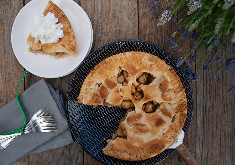 Rezept Irish Apple Pie