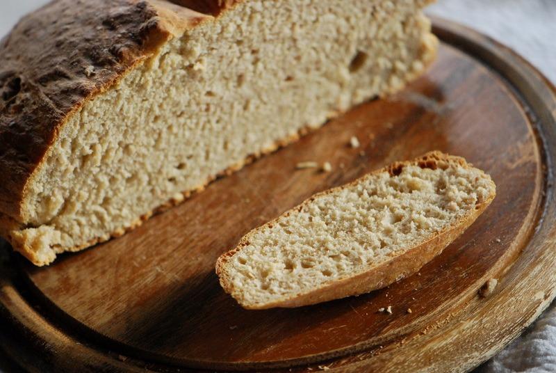 Rezept Irish Soda Bread {Brot ohne Hefe und mit nur 4 Zutaten!}