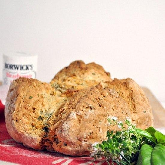 Rezept Irish White Soda Bread