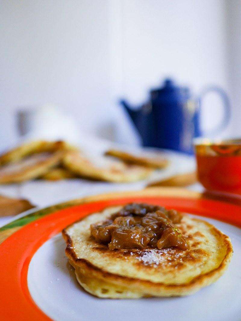 Rezept Isländische Pfannkuchen (Lummur)