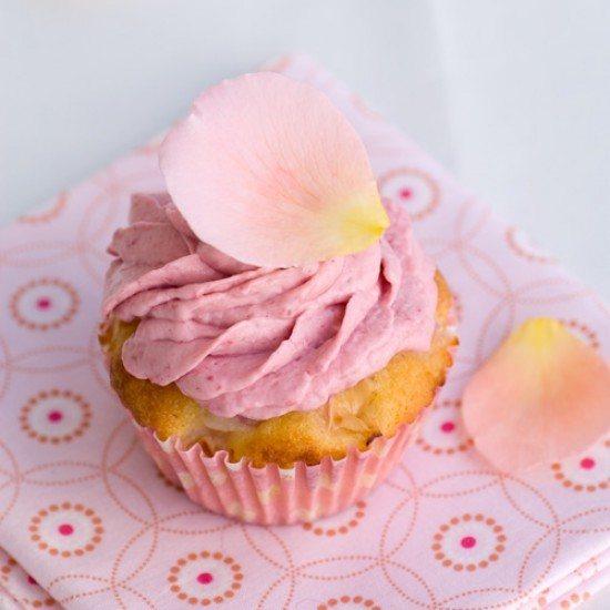 Rezept Ispahan Cupcakes