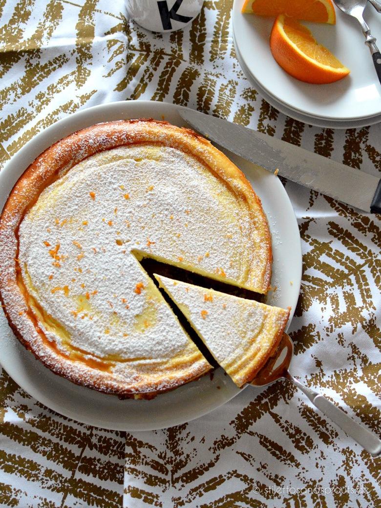 Rezept Italian Ricotta Cheesecake