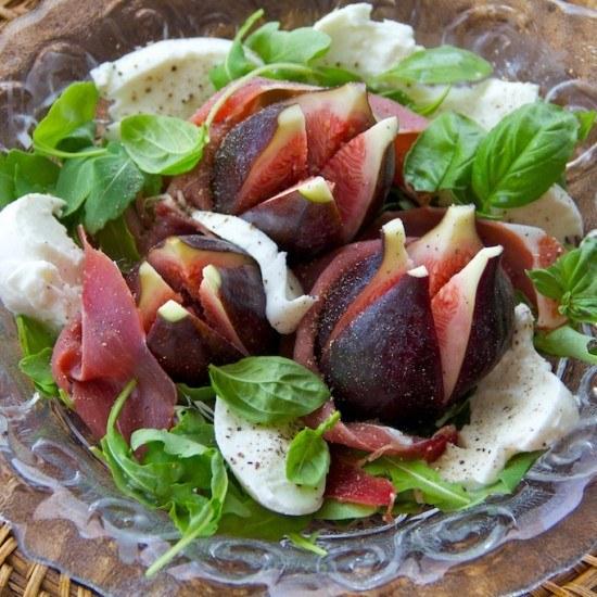 Rezept Jamie Oliver's sexy Feigen Salad