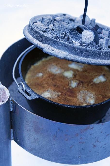 Rezept Jansons Versuchung aus dem Dutch Oven
