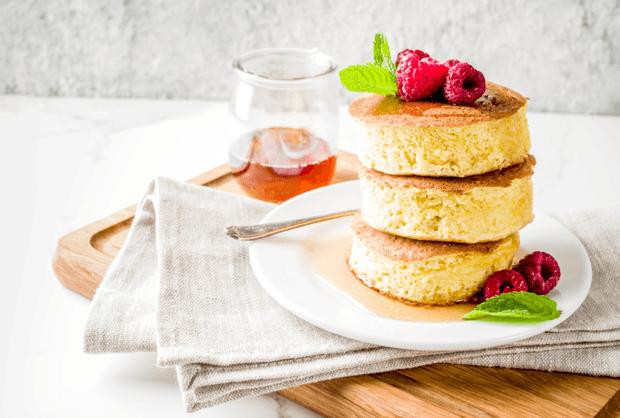 Rezept Japanische Pancakes