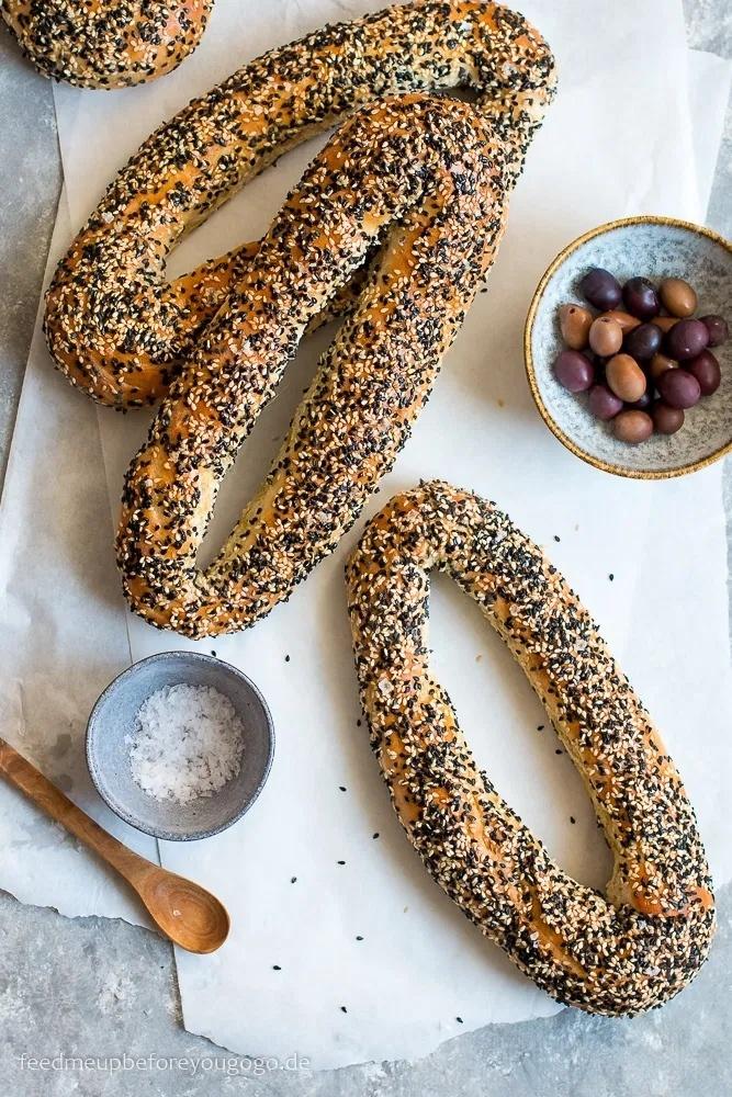 Rezept Jerusalem-Bagels