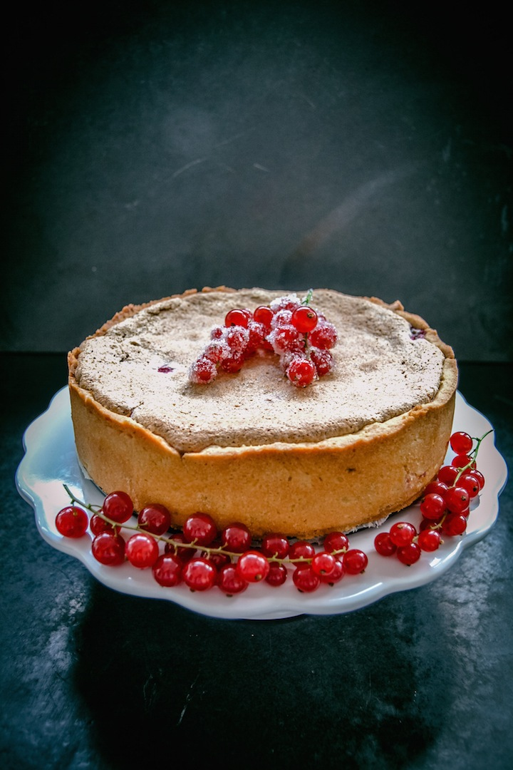 Rezept Johannis-Baiser-Kuchen