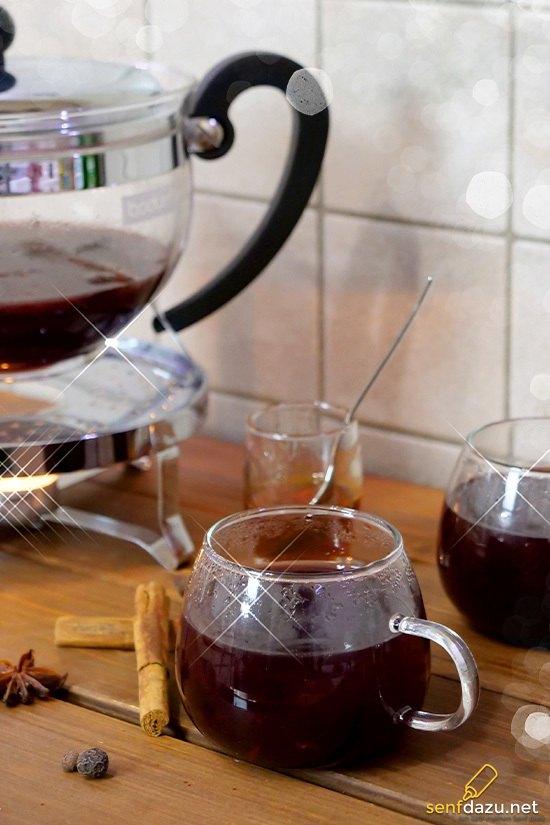 Rezept Johannisbeer Punsch