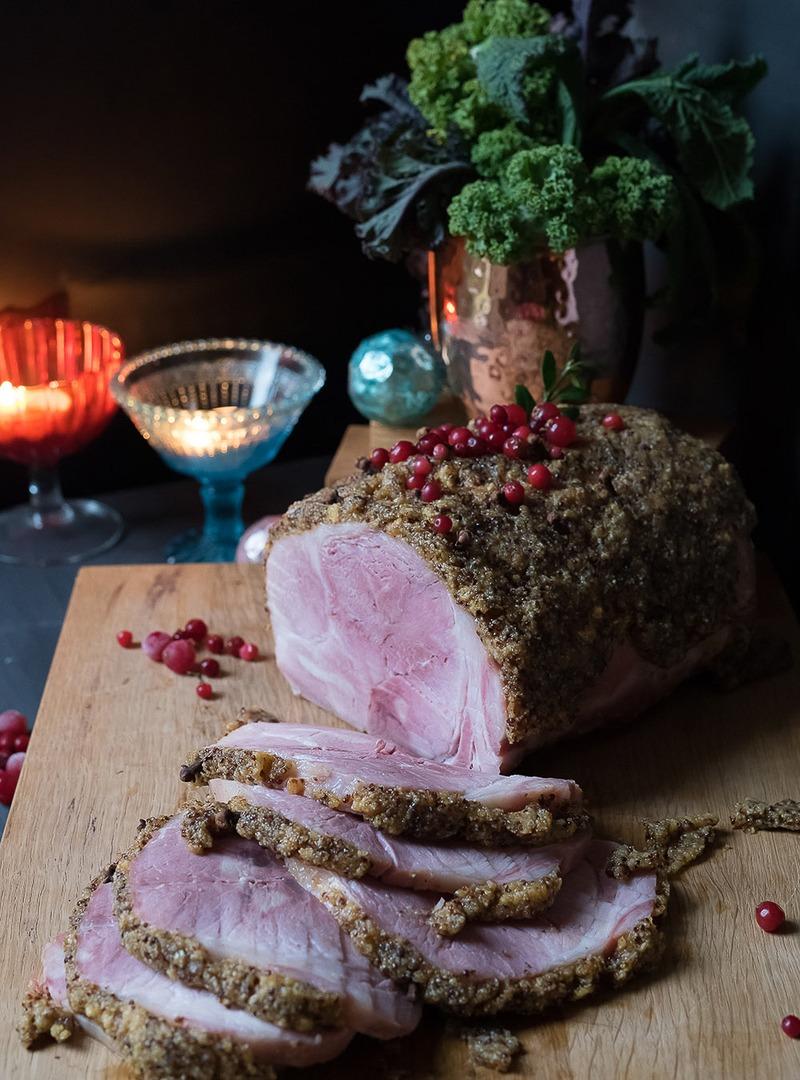Rezept Julskinka - Schwedischer Weihnachtsschinken