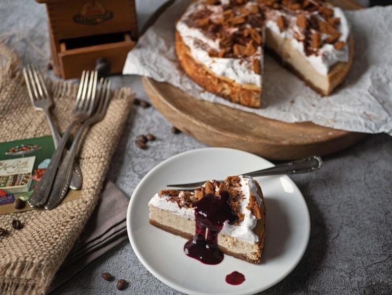 Rezept Kaffee-Karamell-Cheesecake