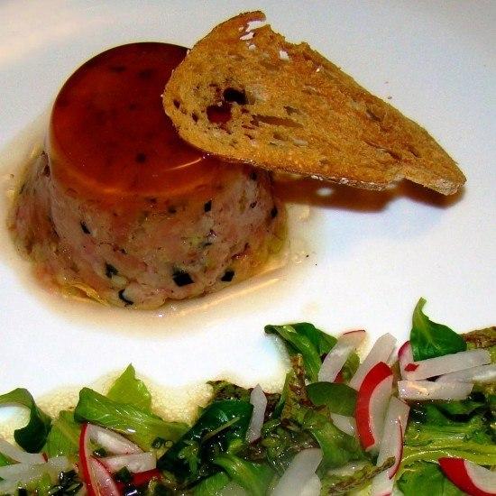 Rezept Kalbs-Beef Tatar/Tafelspitzgelee/Radieschensalat