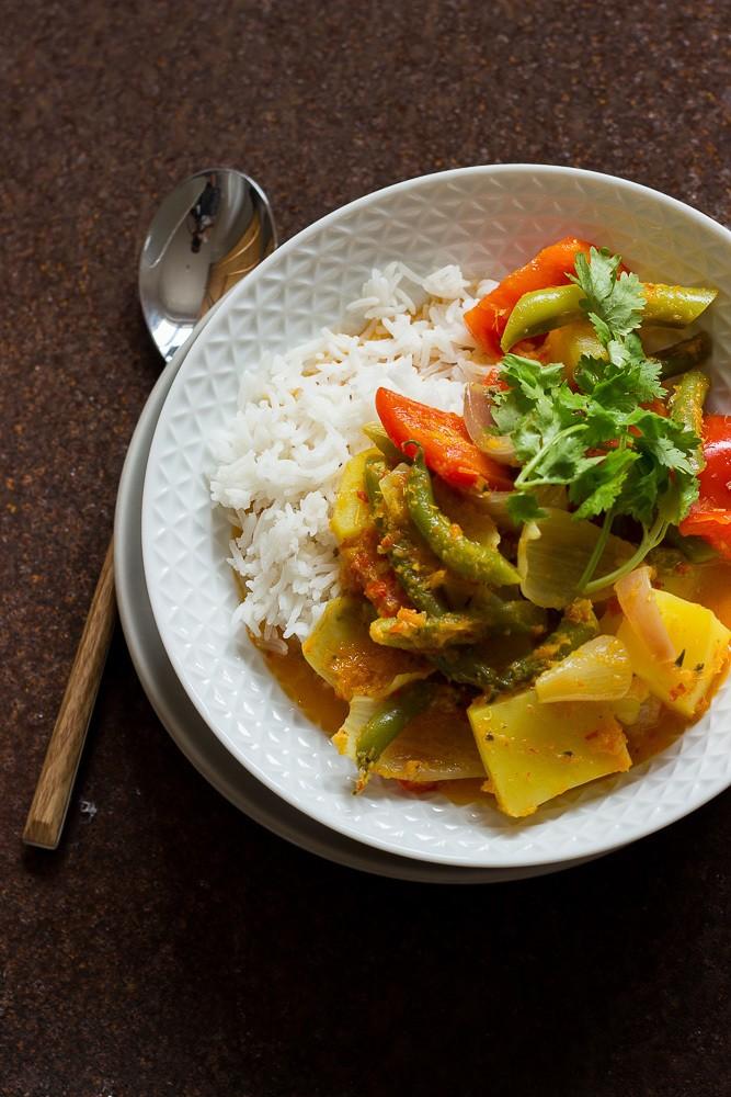 Rezept Kambodschanisches Curry