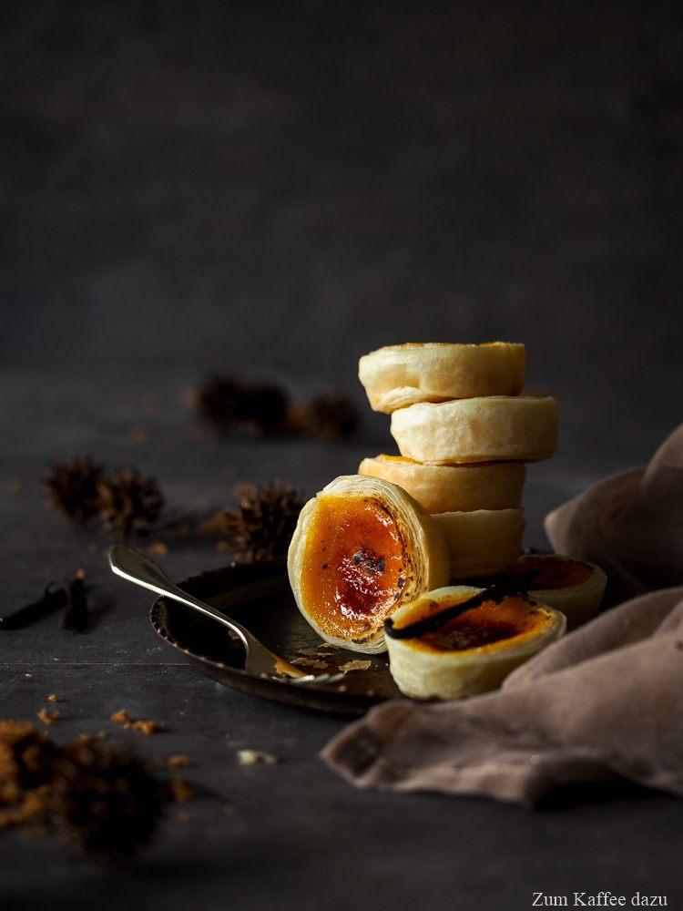 Rezept Karamellisierte Kürbis-Tartelettes