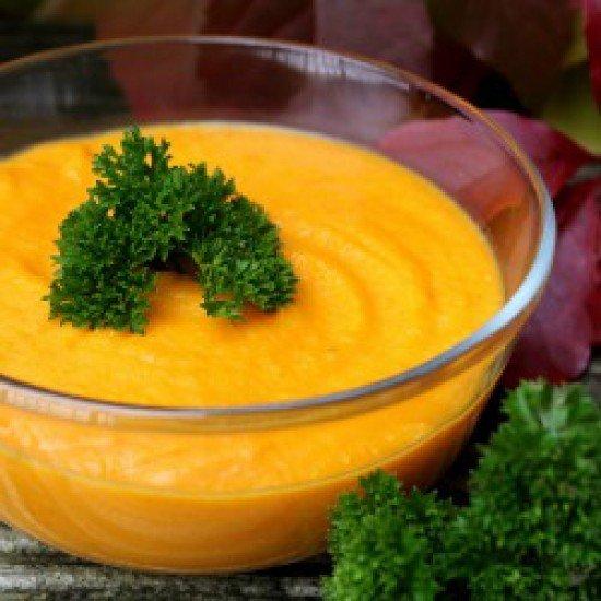 Rezept Karotten-Curry-Suppe
