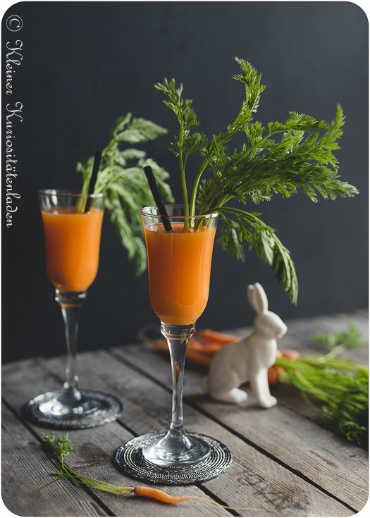 Rezept Karotten-Orangen-Mimosa