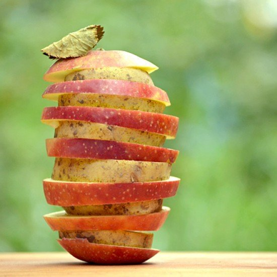 Rezept Kartoffel-Apfel-Gratin