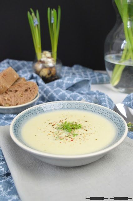 Rezept Kartoffel Käse Suppe