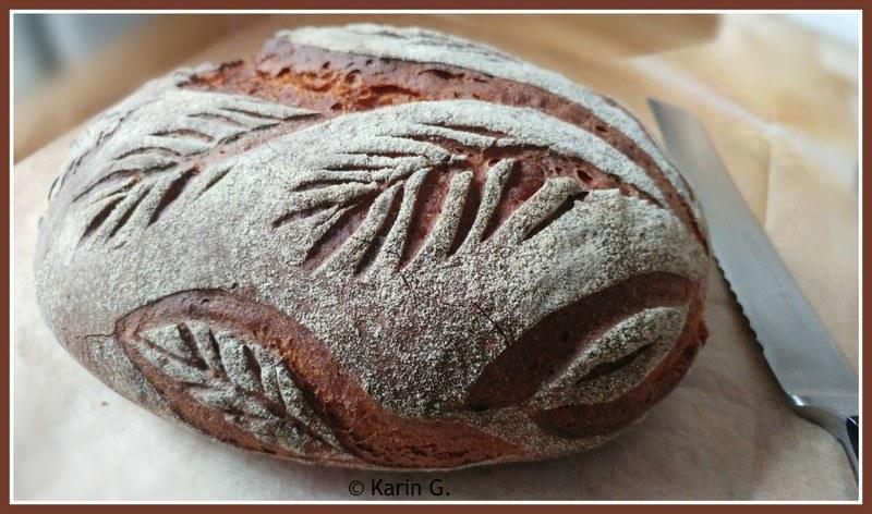 Rezept Kartoffel Roggen Dinkel Brot