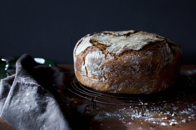 Rezept Kartoffel-Sauerteig-Brot