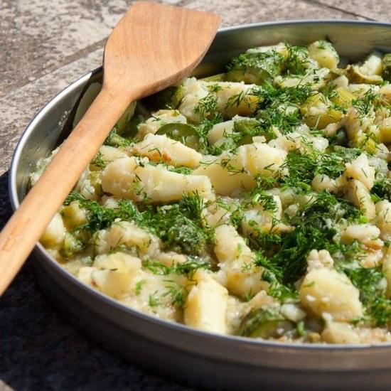 Rezept Kartoffel Zucchini Fenchel Gemüse