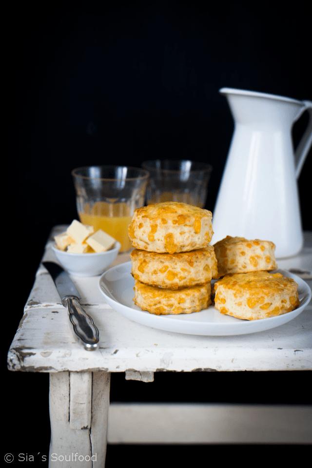 Rezept Käse Scones