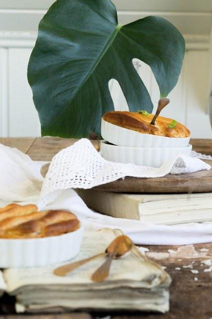 Rezept Käse Tarte mit Kartoffeln, Speck und Zwiebeln