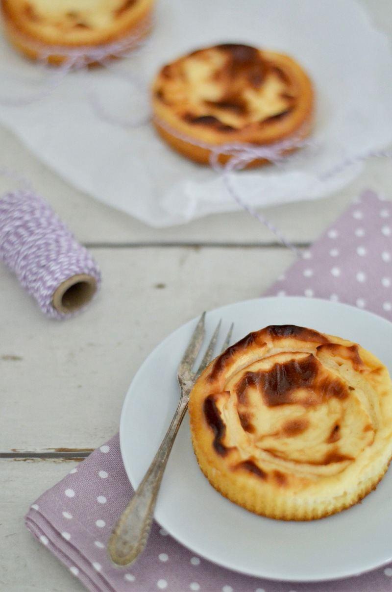 Rezept Käsekuchen-Tartlets