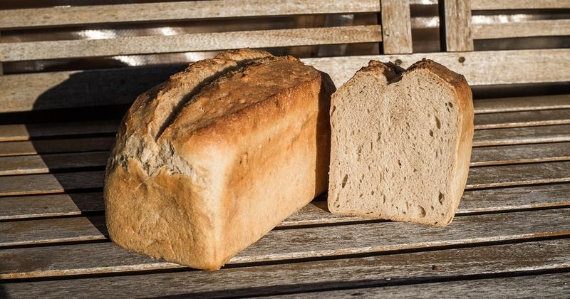 Rezept Kasten-Weizenbrot mit Sauerteig und Malz