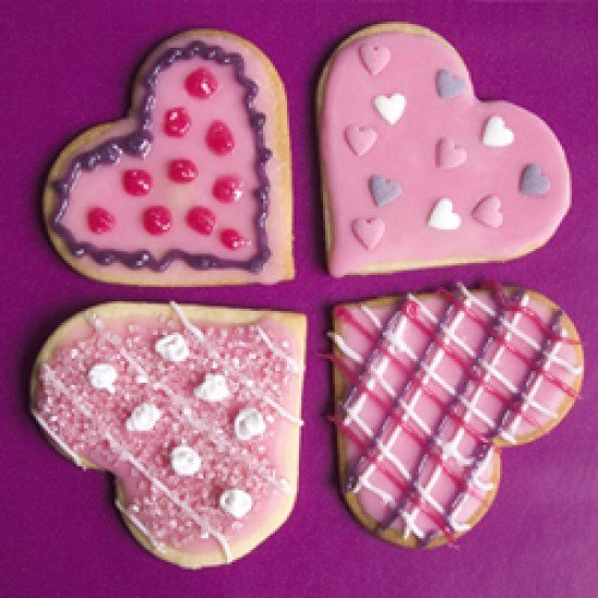 Rezept Kekse fu?r eine Prinzessin