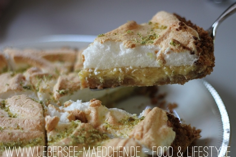 Rezept Key-Lime-Pie