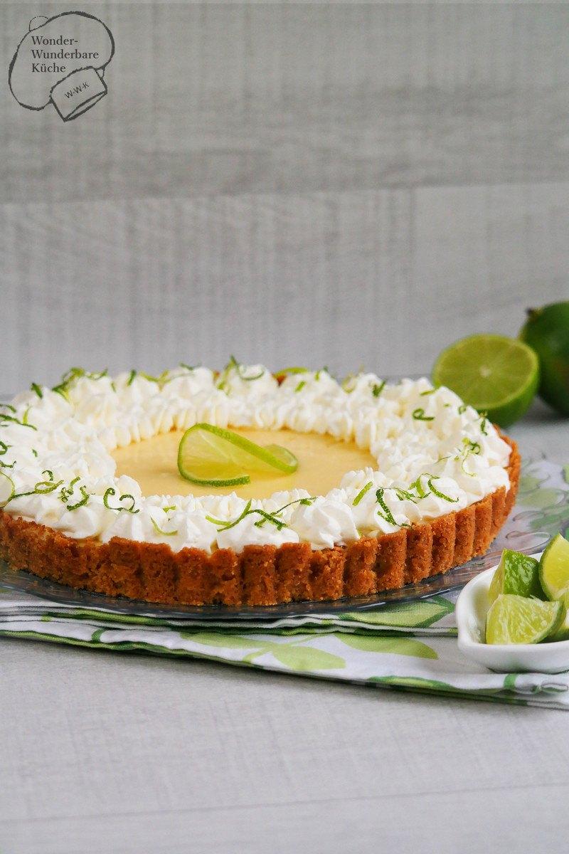 Rezept Key Lime Pie