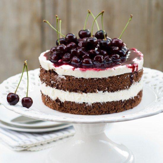 Rezept Kirsch-Mascarpone Torte