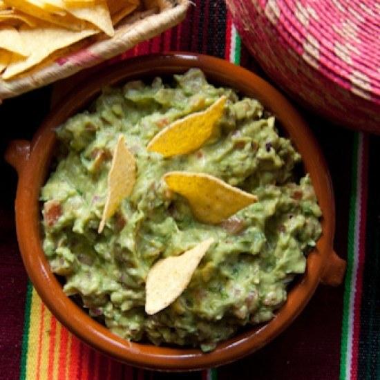 Rezept Kitchencowboy's Guacamole