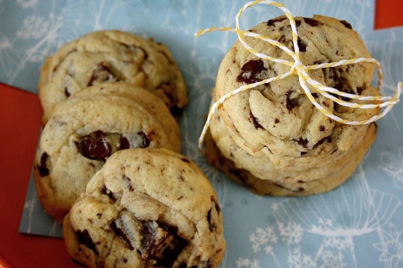 Rezept Klassische Chocolate Chip Cookies