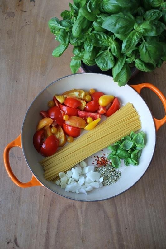 Rezept Klassische One Pot Pasta