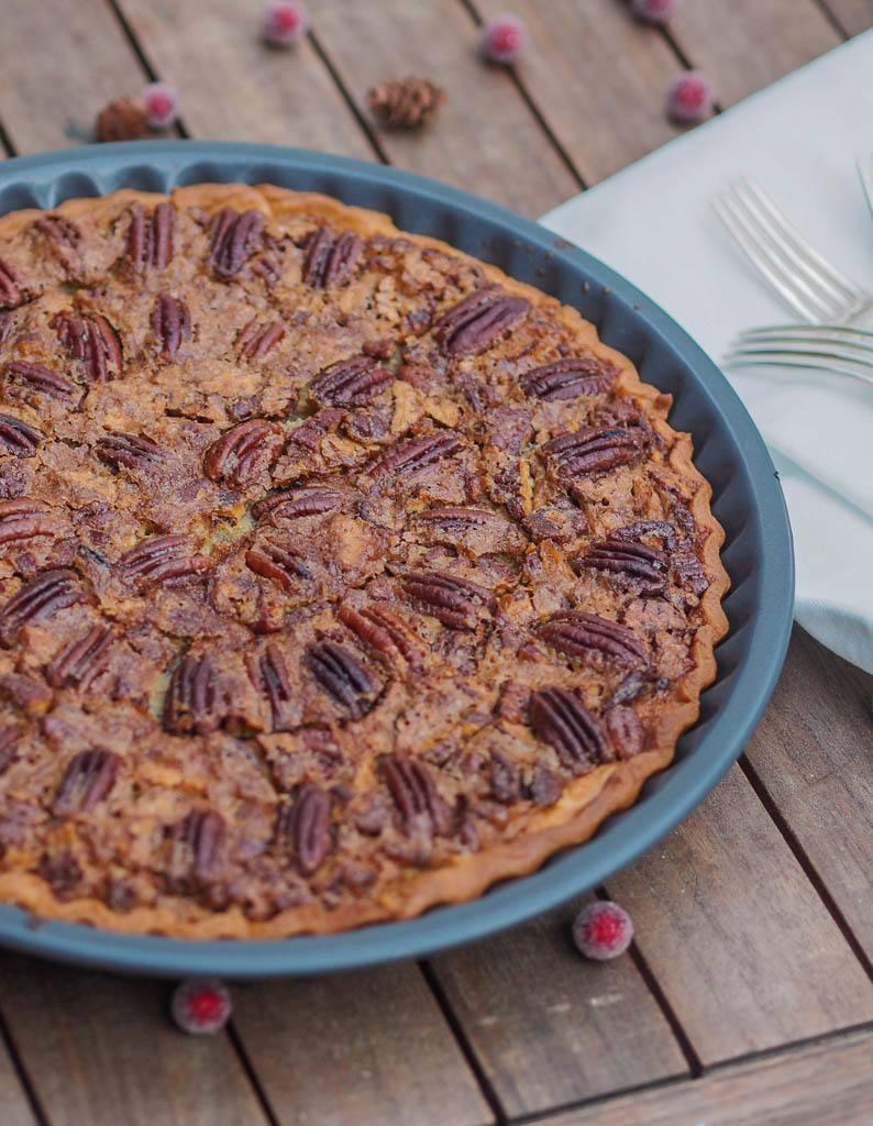 Rezept Klassische Pecan-Pie