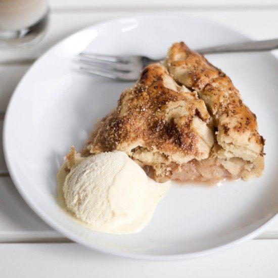 Rezept Klassischer Apple Pie