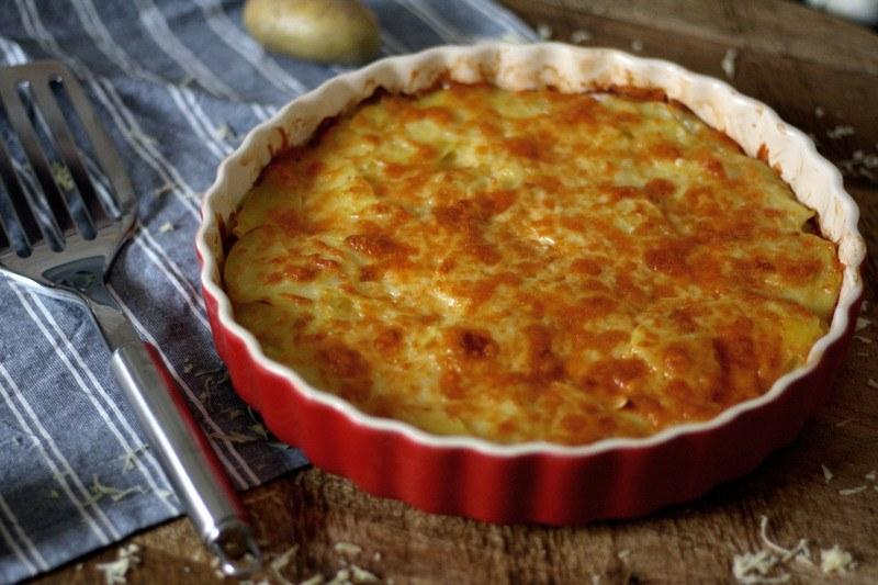 Rezept Klassisches Kartoffelgratin