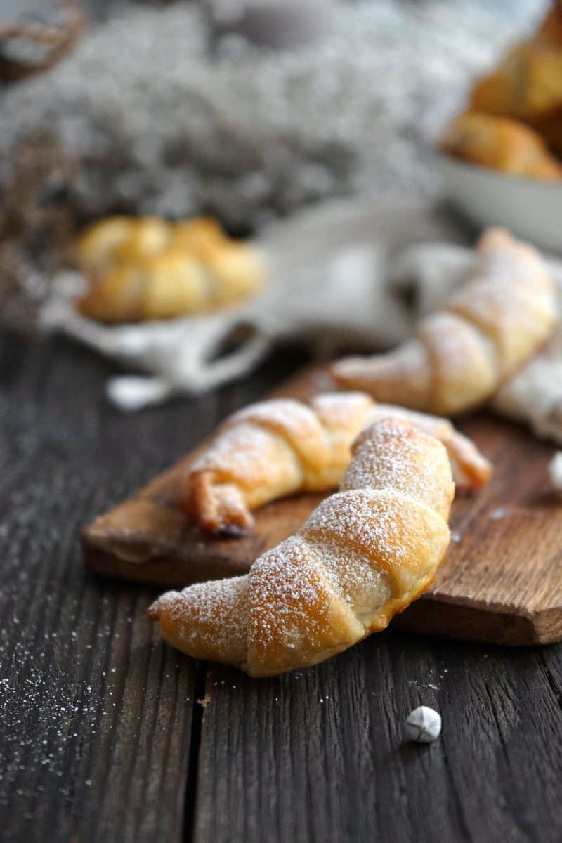 Rezept Kleine Nachmittagshörnchen – super einfach gemacht!