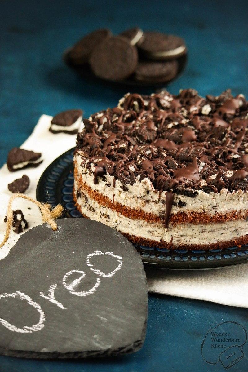 Rezept Kleiner Oreo-Cake