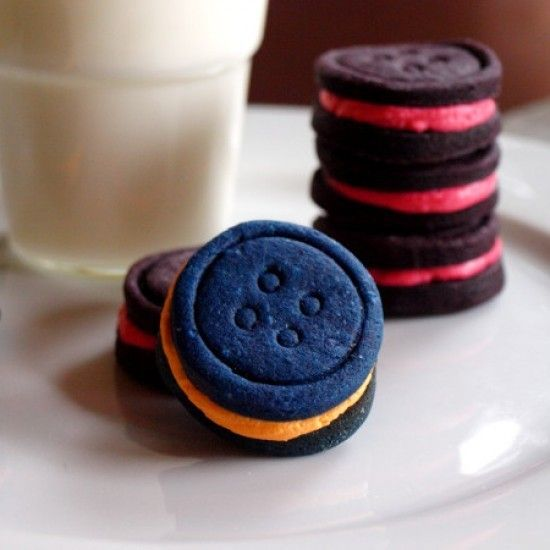 Rezept Knopf-Kekse