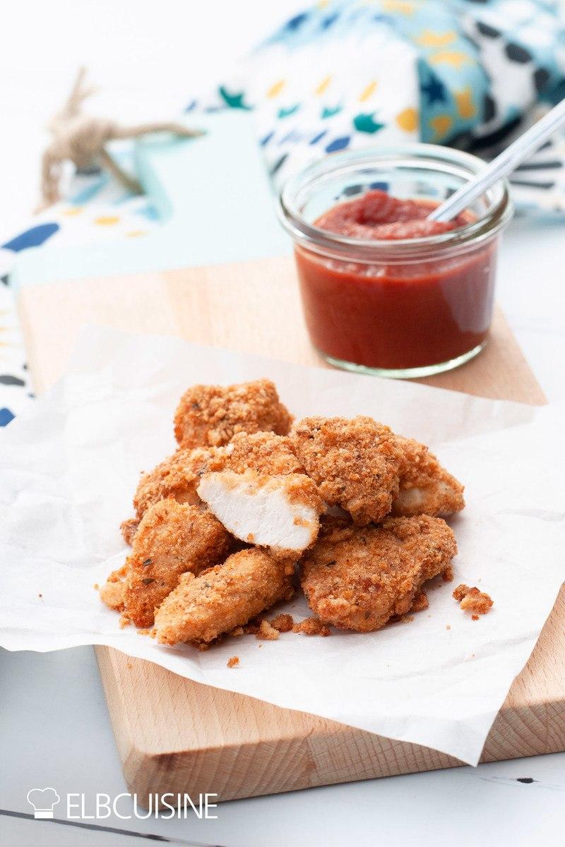Rezept Knusprig-zarte Chicken Nuggets nach Donna Hay