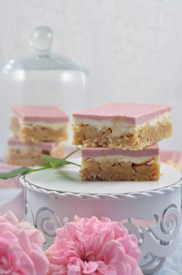 Rezept Knusprige Macadamia-Schnitten