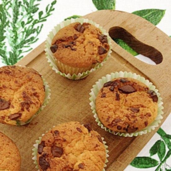 Rezept Kokos-Schokoladen Muffins