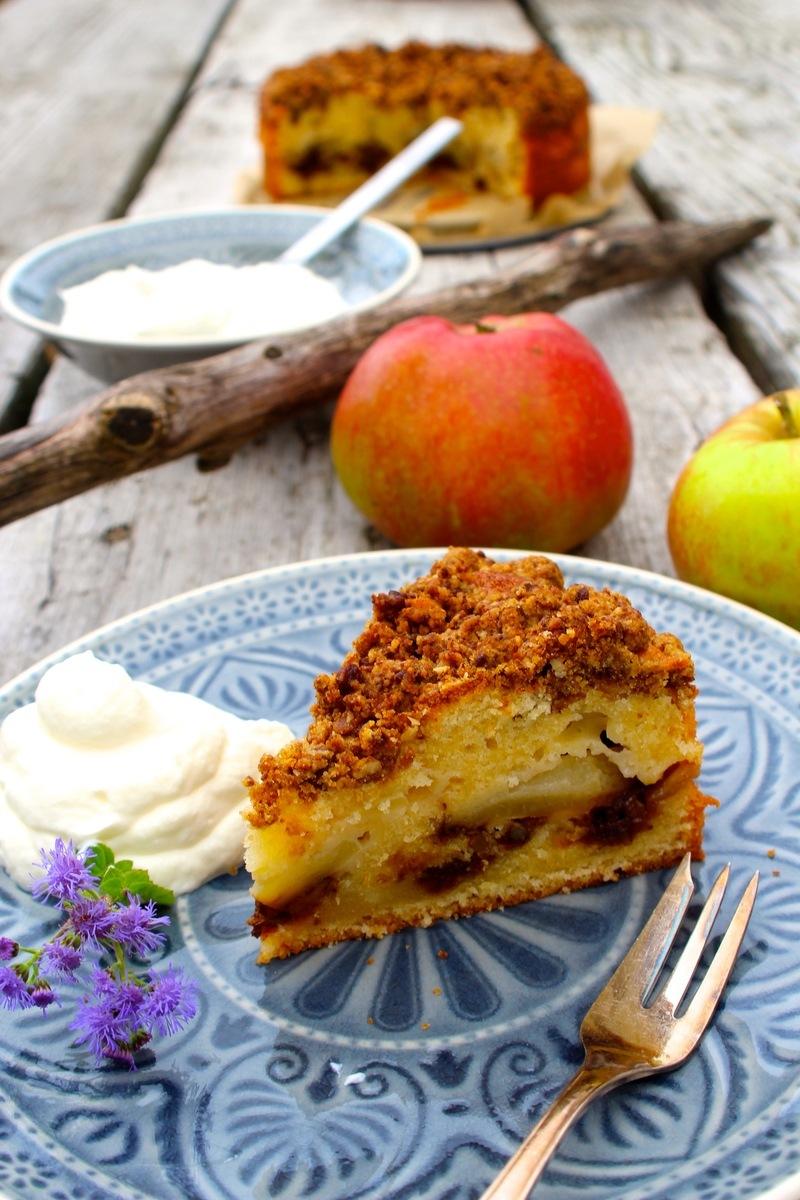 Rezept Köstlicher Apfelkuchen