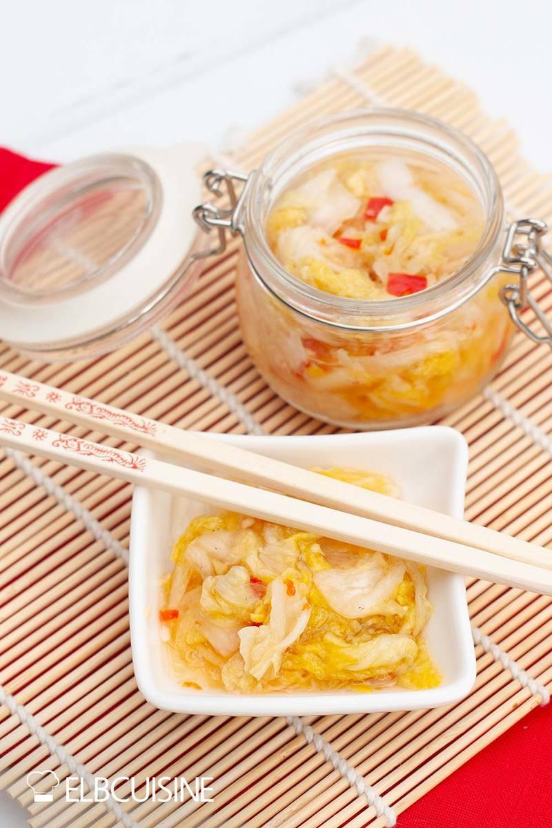Rezept Köstliches Kimchi für Anfänger