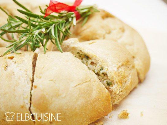 Rezept Kräuter-Knoblauch-Baguette mal anders – ein Lippenstift macht es möglich!