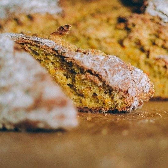 Rezept Kürbis Brot